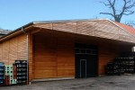 Getränke Spitthoff e.K. im Wandel mit dem Bau einer neuen energieeffizienten Lagerhalle
